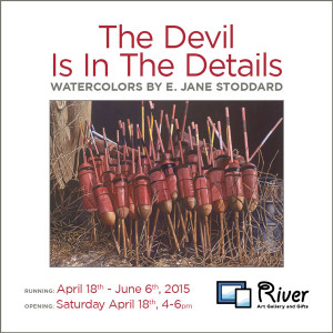 Jane Stoddard - The Devil Is In The Details