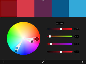 See Color Values
